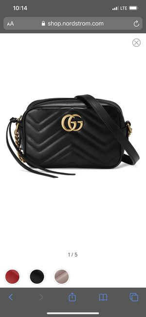 Black Gucci purse for Sale in Vancouver, WA