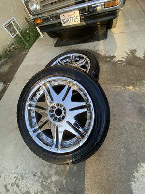 "20"" DaVinci Rims / Wheels for Sale in Fullerton, CA"