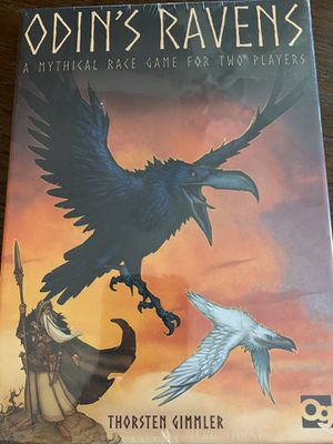 Odin's Ravens Mythical Race Game For Two for Sale in Sacramento, CA