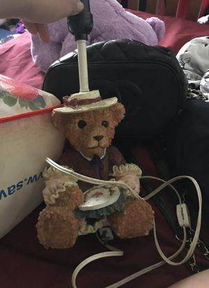 Teddy bear lamp for Sale in Cleveland, OH