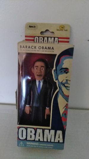 Barack Obama action figure for Sale in Shelton, CT