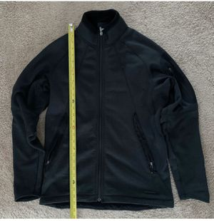 Patagonia Fleece Lined Jacket Black Men's size M RN 51884 Style 41100F5 Made In USA. for Sale in Lauderhill, FL