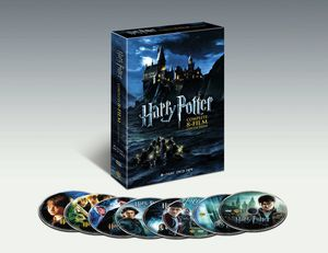 Harry Potter: The Complete 8 DVD Set for Sale in University Place, WA