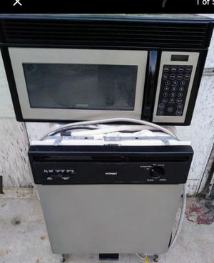 Microwave and dishwasher brand Hotpoint for Sale in Modesto, CA