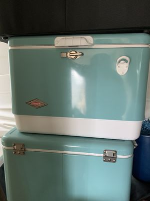 Brand New Coleman Steel Band Cooler for Sale in Los Angeles, CA
