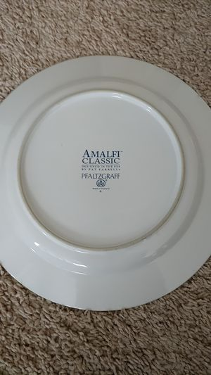 Amalfi classic crockery for Sale in Laurel, MD