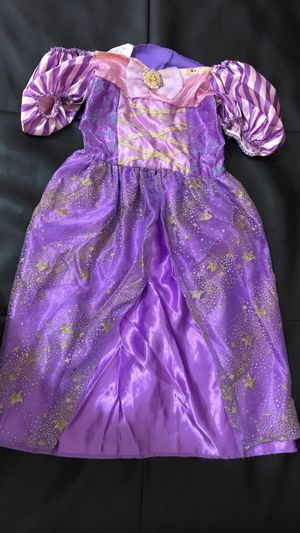 Rapunzel's dress purple and pink dress for Sale in Union City, NJ
