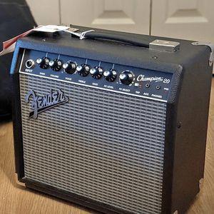 Fender 25r Amp for Sale in Sacramento, CA