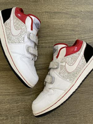 RARE - Jordan 1 Low Velcro - Size 10 for Sale in Aurora, CO