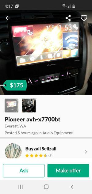 Pioneer for Sale in Lake Stevens, WA