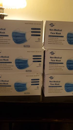Brand New face masks for Sale in Concord, CA