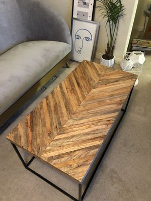 Indian crafted Coffee Table for Sale in Las Vegas, NV