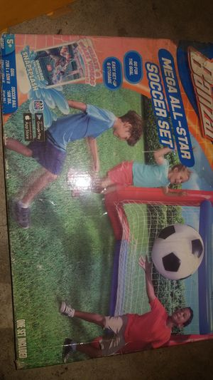 Inflatable soccer game .. for kids . Camping .. picnic .. birthday .. for Sale in Carson, CA