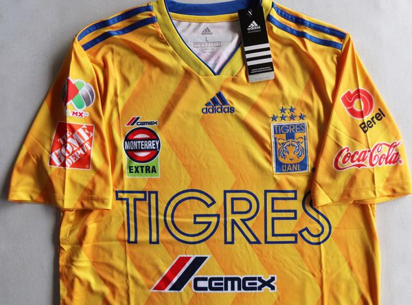Tigres UANL Home Jersey 2019 for Sale in Houston 6d708c29c