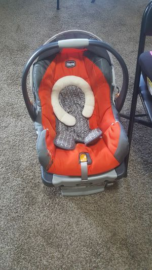 Chicco Infant Car Seat + Booster Seat for Sale in Nashville, TN