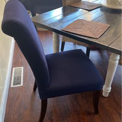 Pottery Barn Comfort Roll Uphostered Dining Side Chairs (2) for Sale in Fresno,  CA