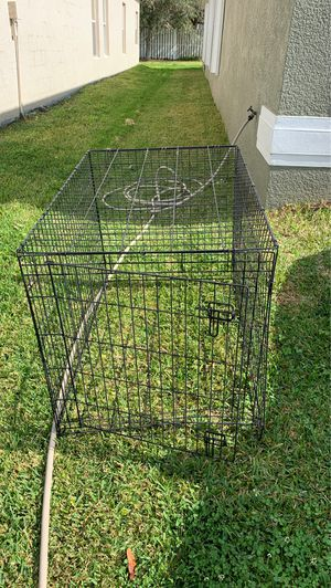 Dog cage free for Sale in Orlando, FL