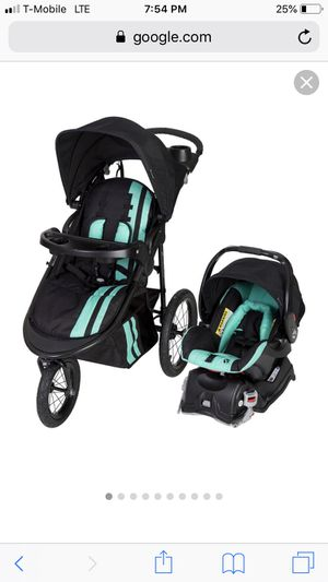 Brand new Jogger stroller/ car seat and base for Sale in San Diego, CA