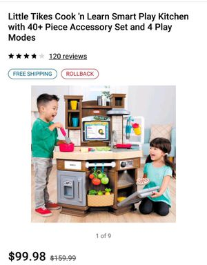 Cosinita play kitchen for Sale in Fort Worth, TX