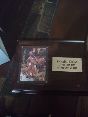 Michael Jordan for Sale in Port St. Lucie, FL
