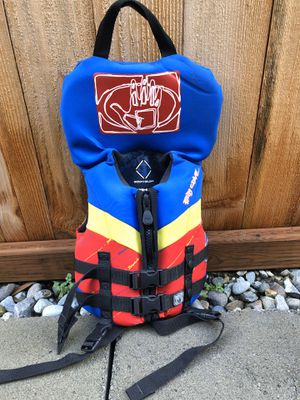 Body glove life jacket for Sale in Lynnwood, WA