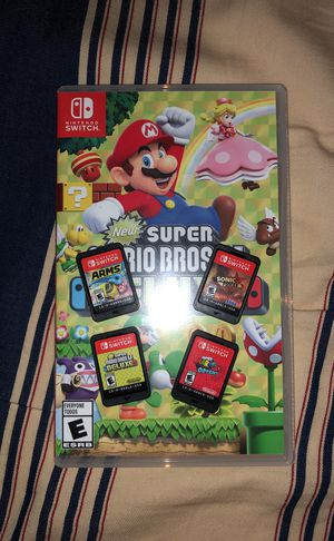 Nintendo Switch Games for Sale in McKinney, TX