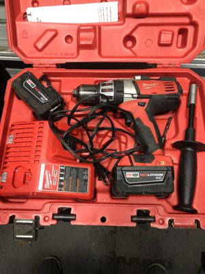 Battery hammer drill for Sale in Berkeley Township, NJ