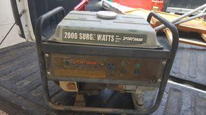 Sports man generator for Sale in Phoenix, AZ