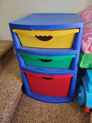 Organizer drawers (toy box) for Sale in Salem, OR