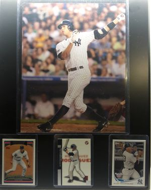 Yankees alex Rodriguez plaque for Sale in CTY OF CMMRCE, CA