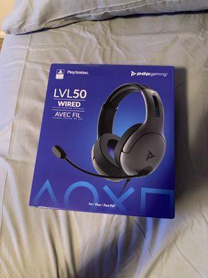 Brand NEW PS4 Headset for Sale in San Bernardino, CA