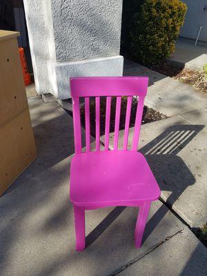 Kid Craft little kid desk chair for Sale in Elk Grove, CA