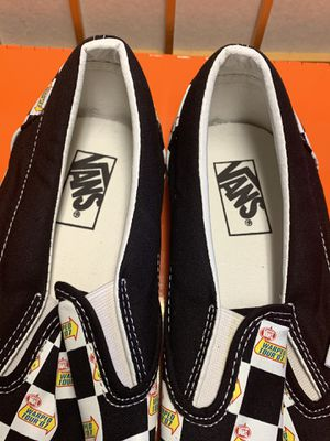 Warped Tour '07 Vans for Sale in San Leandro, CA