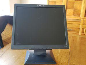 """17"""" Planar computer monitor for Sale in La Vergne, TN"""
