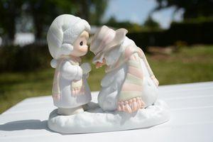 Precious Moment Snowman Figurine for Sale in Miami, FL
