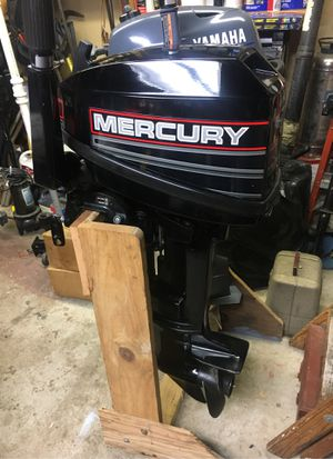 Mercury 6HP Tiller Outboard for Sale in Union City, NJ