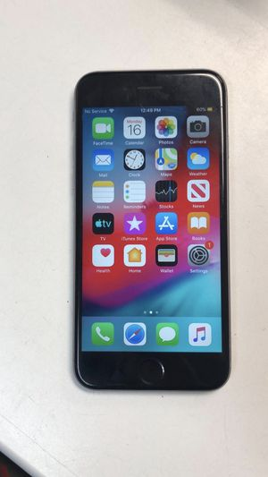 Apple iPhone 6s 16gig unlocked for Sale in The Bronx, NY