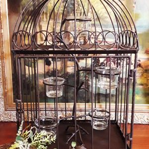 Decorative Bird Cage for Sale in Greensboro, NC