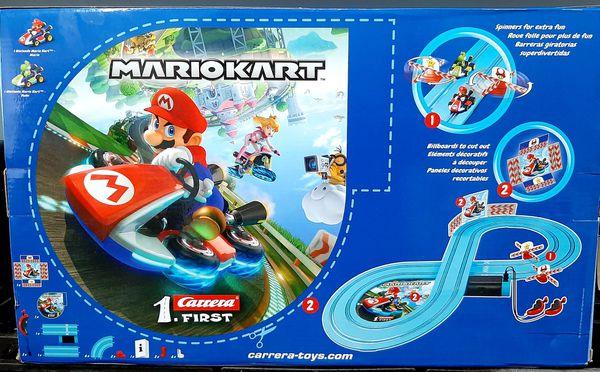 Mario Kart Carrera First Slot Car