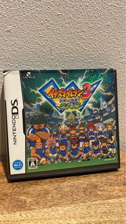 Nintendo 3DS - Inazuma Eleven 3 / Japanese for Sale in Bellevue,  WA