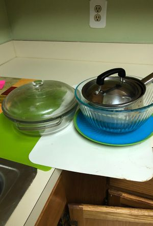 Pots Pans and Bowl; all for $10 for Sale in Laurel, MD