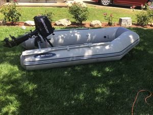 West marine inflatable boat for Sale in Sacramento, CA