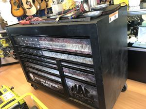 LIMITED EDITION MAC TOOL BOX FILLED WITH TOOLS! for Sale in Berkeley Township, NJ