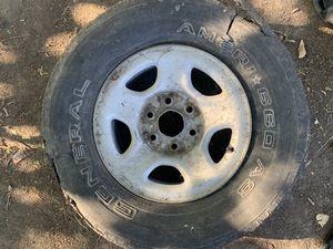 Chevy wheel for Sale in Sacramento, CA
