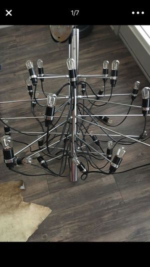 Italian chandelier at an amazing price !! for Sale in Dallas, TX