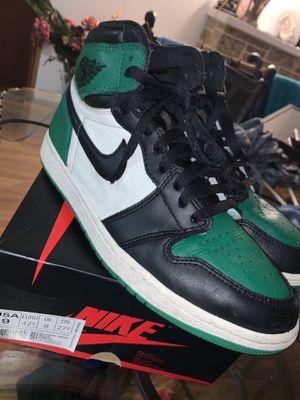 Retro air Jordan 1 Pine Green for Sale in Portage, MI