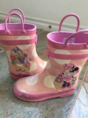Girl's rain boots for Sale in Ventura, CA