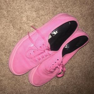 Pink vans for Sale in Raleigh, NC