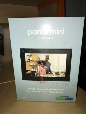NEW Facebook Portal Mini for Sale in Ashburn, VA