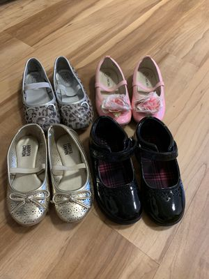 Dress shoes girls size 10 for Sale in Lakewood, CO